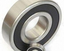 6200-2RS Rubber Sealed Series of pop metric ball bearing