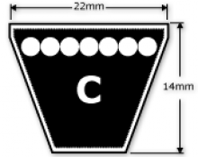 C Section V Belts