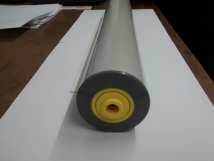 Conveyor Gravity Roller (plastic) DIA 60MM LENGTH 450MM over bearing, BORE 10MM