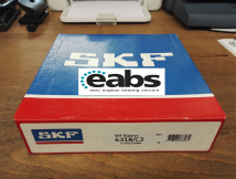6318C3 Open Deep Groove Ball Bearing 90x190x43mm SKF Branded