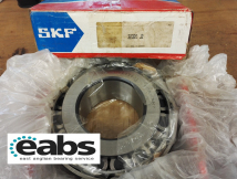 32320/J2 Metric Single Row Taper Roller Bearing 100x215x77.5mm SKF Branded