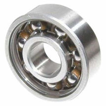 6000 10X26X8 OPEN POP METRIC BALL BEARING