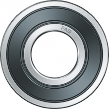 6200-2RS 10X30X9 RUBBER SEALED POP METRIC BALL BEARING