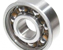 6000 OPEN SERIES POP METRIC BALL BEARINGS